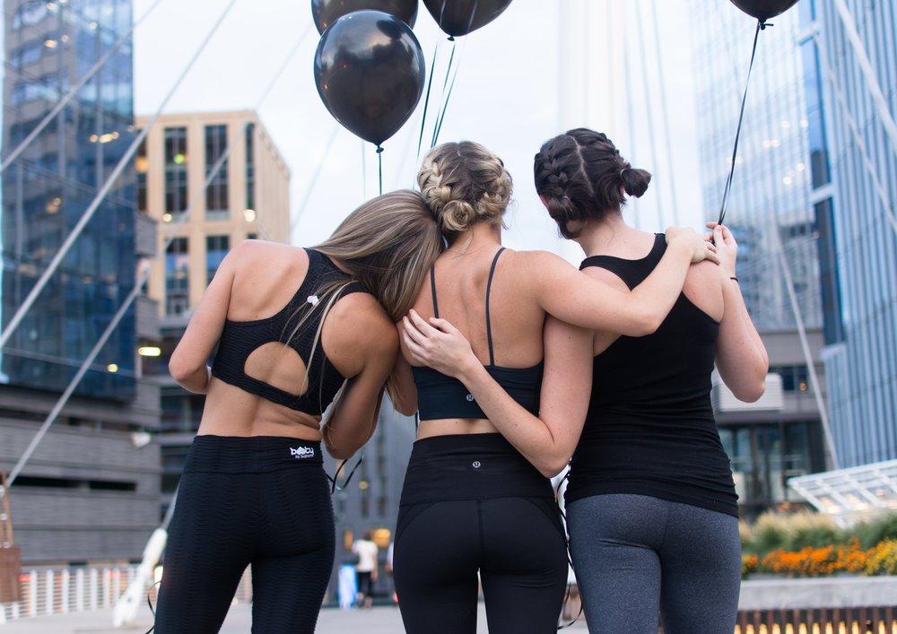 social sweat team -