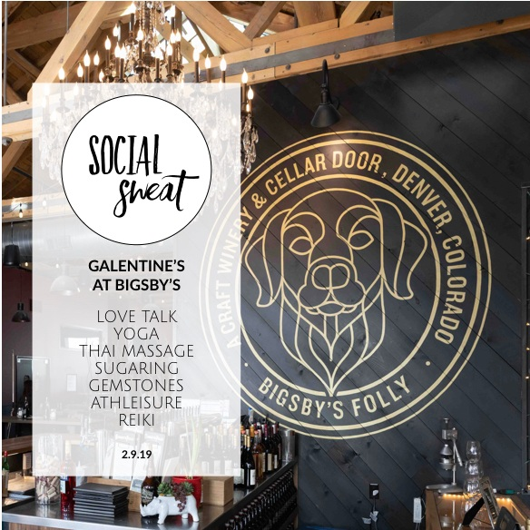 2.9.19 - Our GALentine's event is the one that kicked us off back in 2017. We wanted to create something special for our friends to really take a moment and revel in all the incredible accomplishments they have achieved throughout their lives and introduce them to other people living passionately as well.
