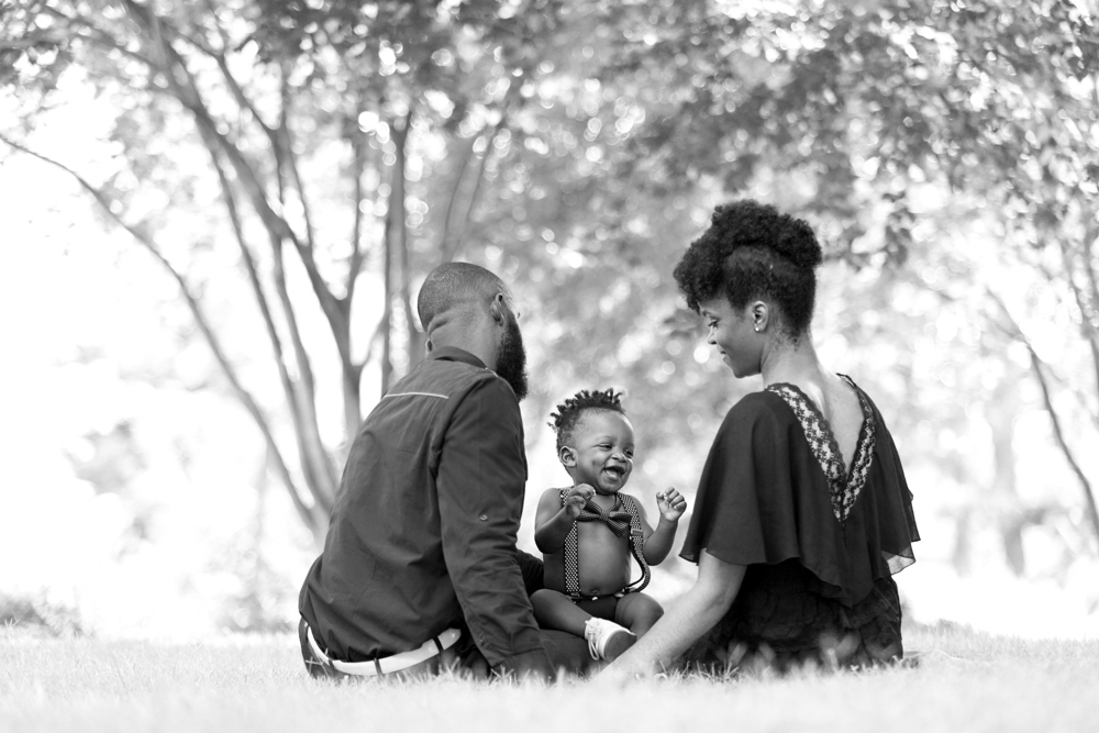 BW-Modern-Family-Portrait