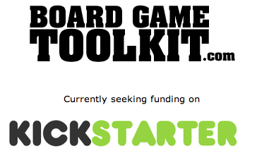Board Game Toolkit