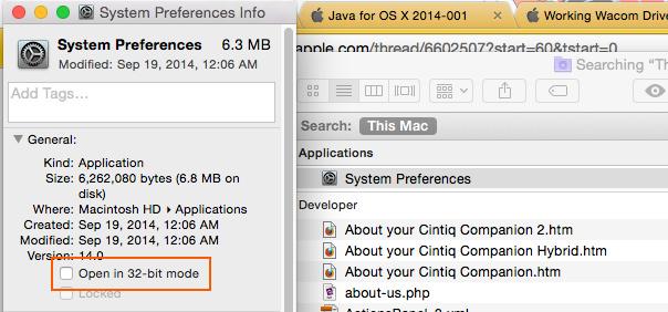 Intuos 2 Doesn't Open in Mac OS X Yosemite — Alexander Shen