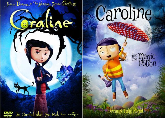 Coraline != Caroline — Alexander Shen