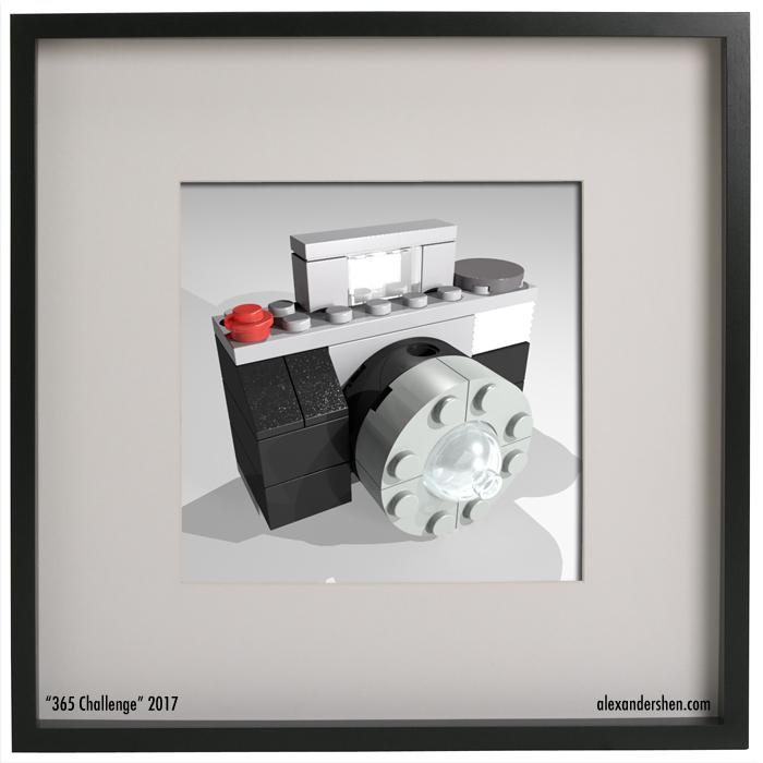 181 Lego Classic Creator 10698 Camera Alexander Shen