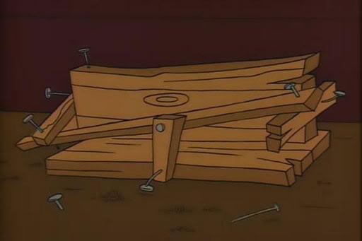 Homer Simpson's spice rack.