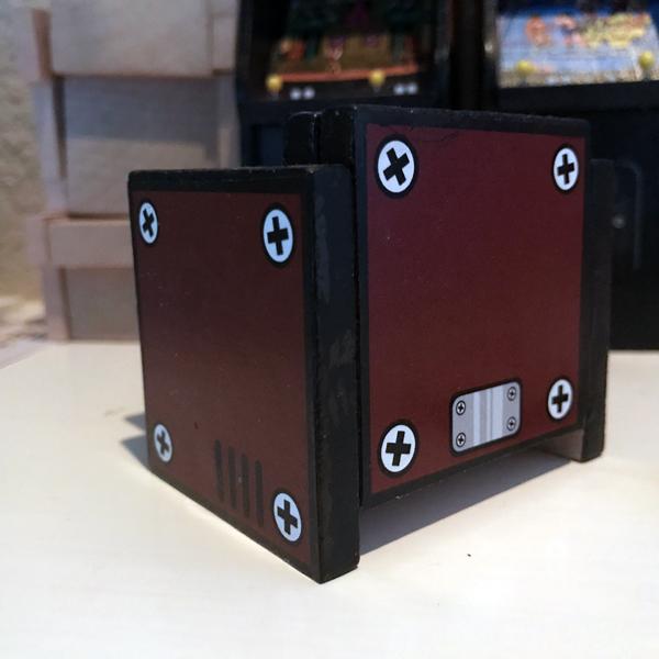Arcade Cabinet v2 - Back