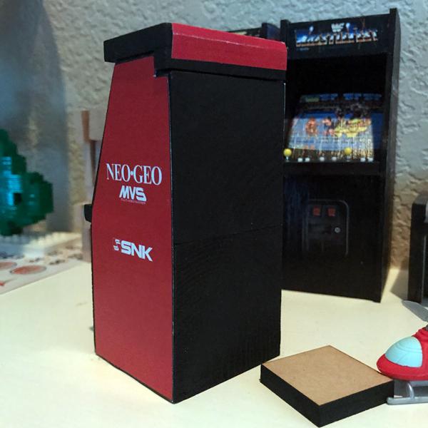 Arcade Cabinet v3 - Back