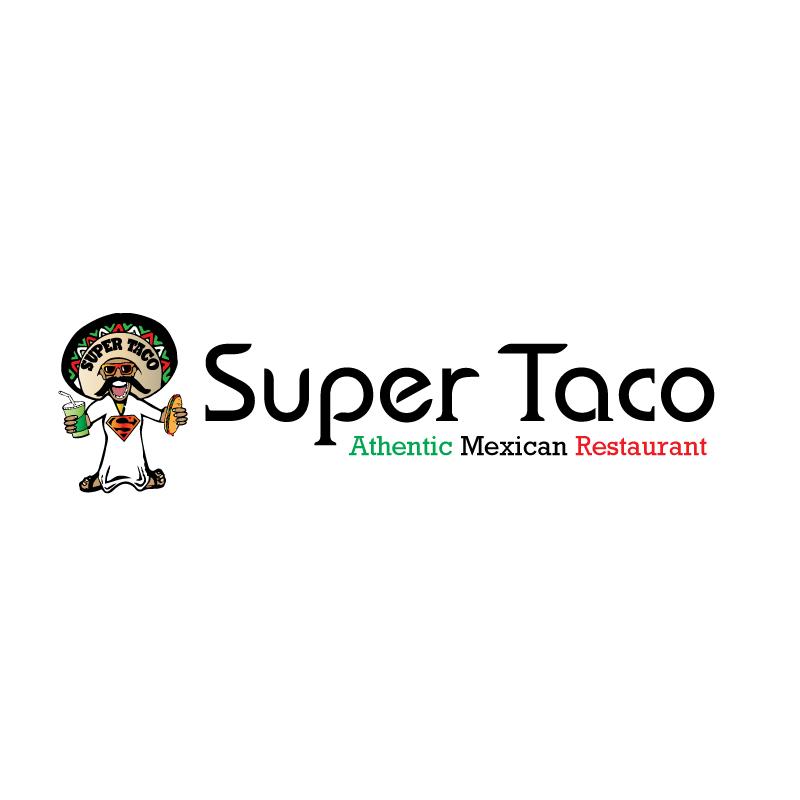 Super Taco Logo