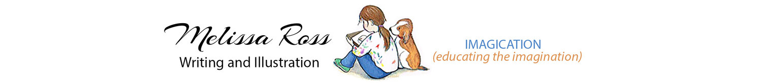 Melissa Ross                                                                             Illustration and Writing