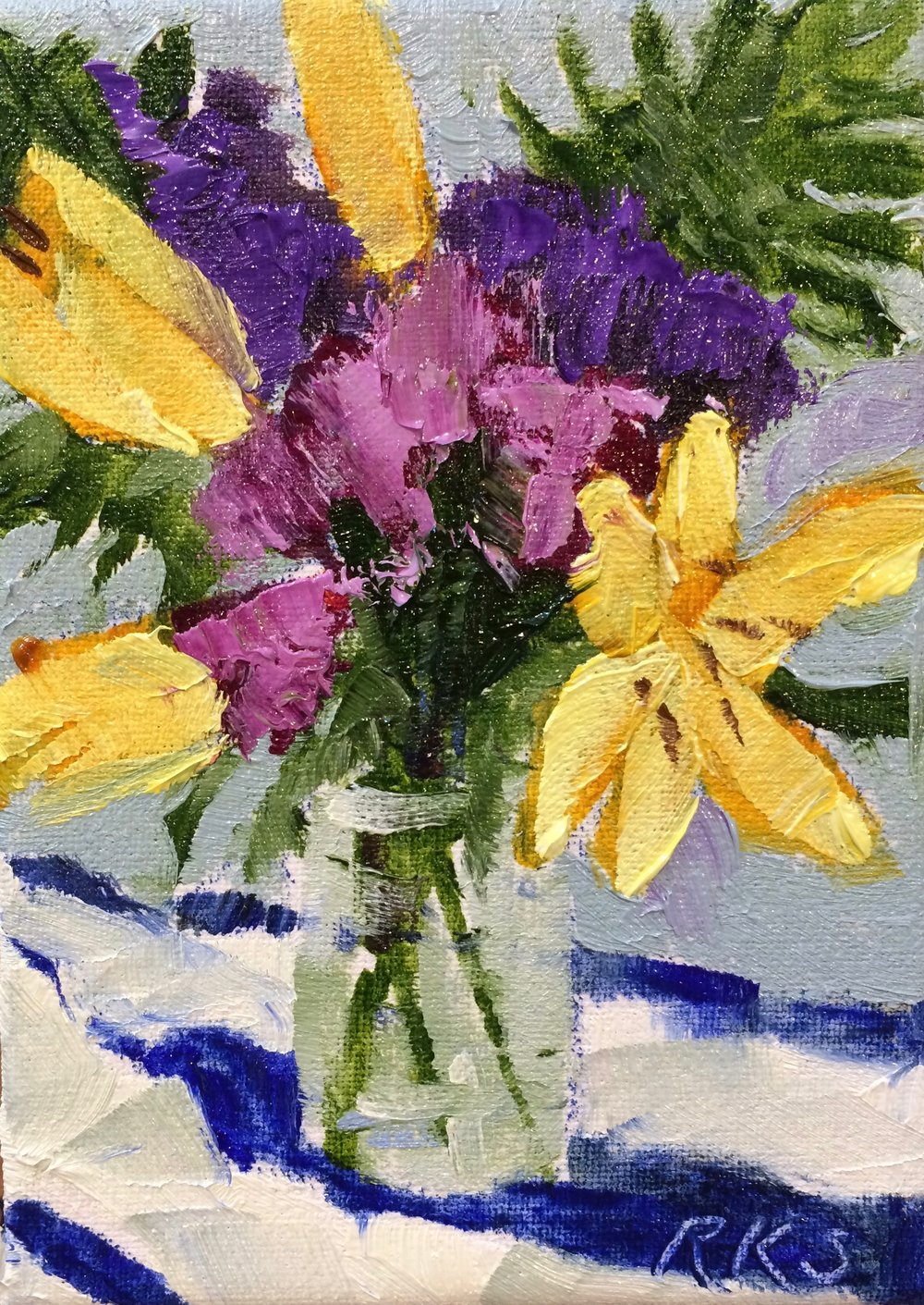Purple and Yellow, ACEO.jpgPurple