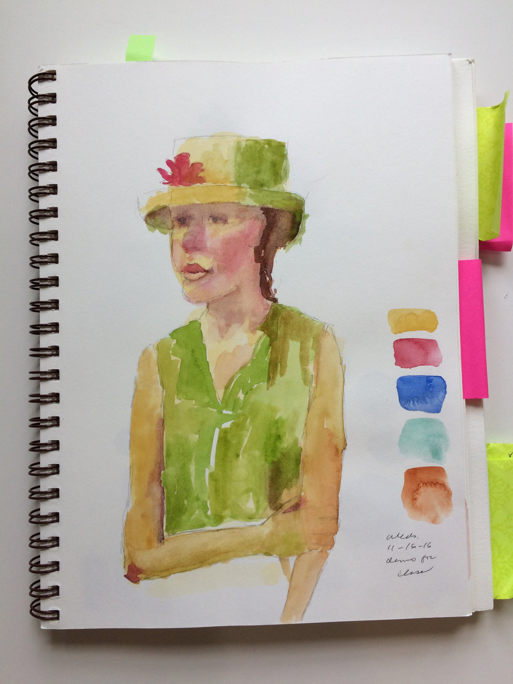 Sketching faces in Watercolor demo.jpg