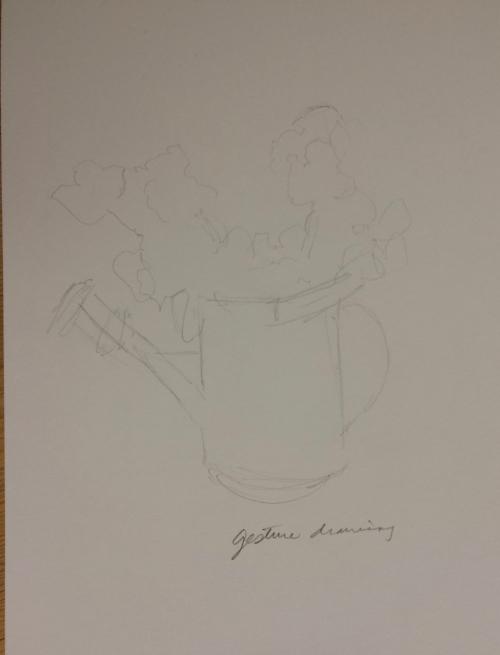 Gesture drawing, geraniums.jpg