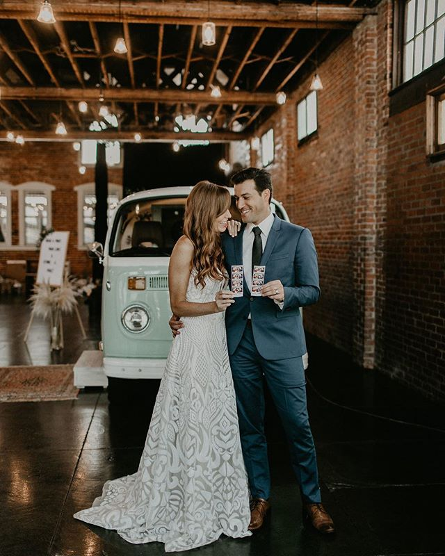 CAVU makes for the most ideal space to curate your picture perfect day!  @sweetshotphotoboothbus @jennifermartinphotography  #Instawedding #Photobus #Weddinginspiration #CAVU #FoundationCoffeCo #SaltBlockHospitality #TPA #TampaHeights #YellowBrickRow #Vintagewedding #brideandgroom #beautifulbride #eventvenue #marrymetampabay