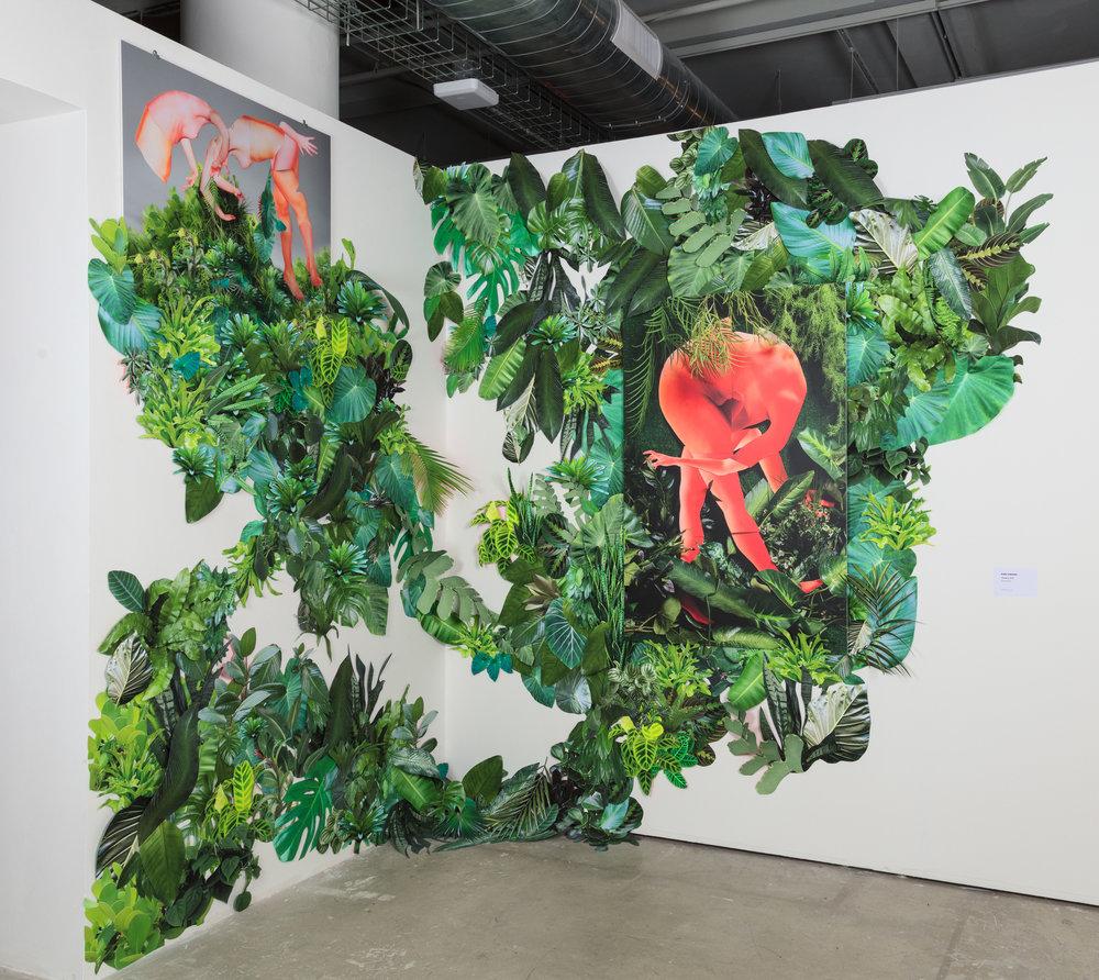 Undergraduate Exhibition, Sullivan Galleries, Chicago, IL  2018