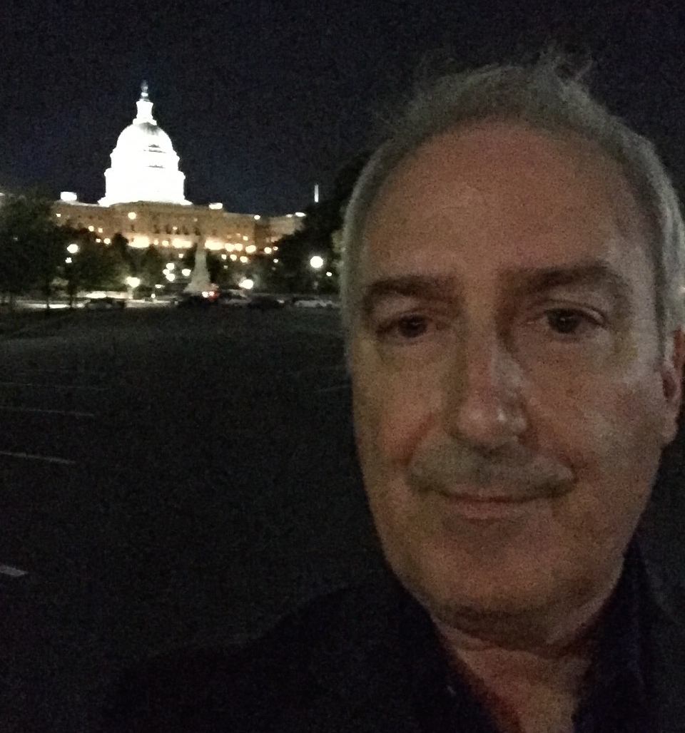 Richard Maxwell in Washington