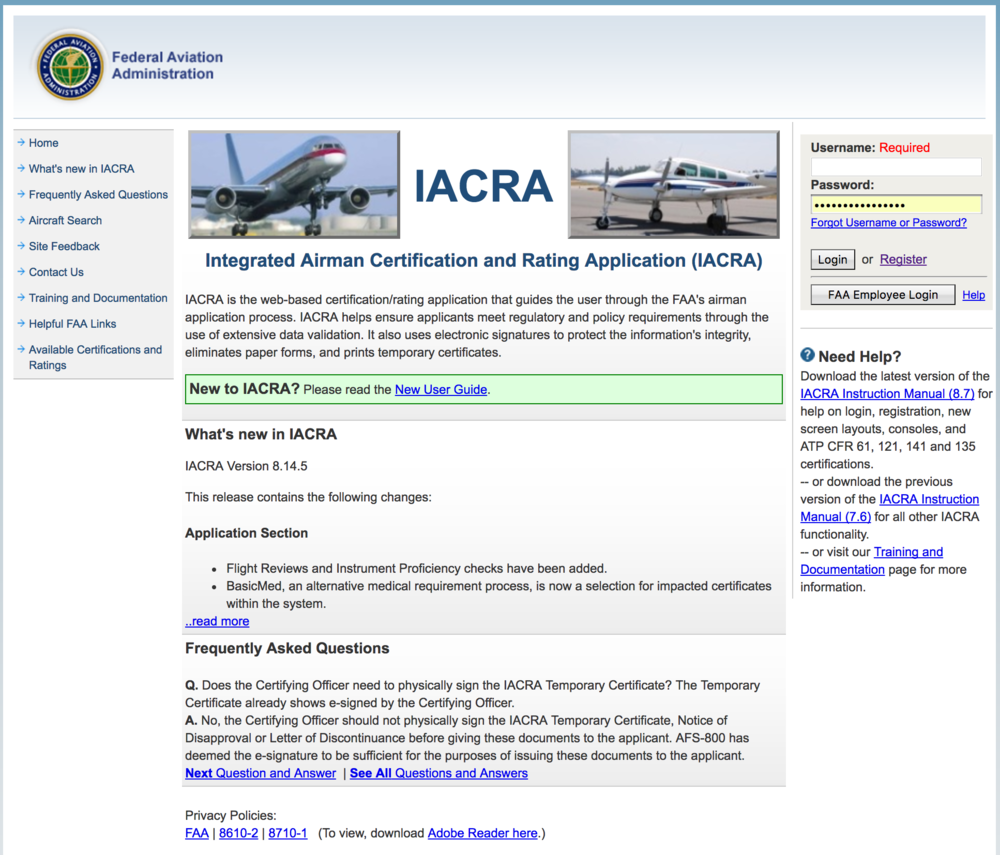 You passed the faa part 107 now what drone dogs media aerial step 2 click register to start your account registration 1betcityfo Images