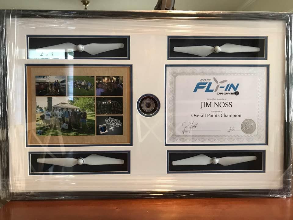 2017 DroneU FlyIn Champion - Jim Noss