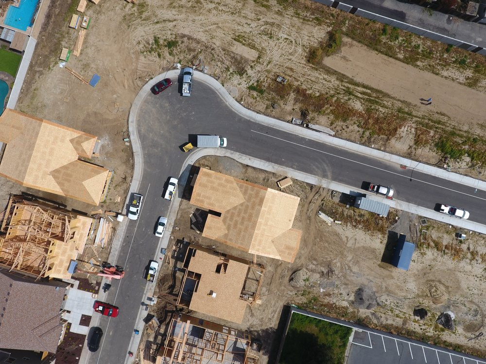 Construction - Construction Aerial Photography is on the rise. Construction Progression, fly over, inspection photographs. Aerial photography is useful for inspections, marketing and project management. Aerial photos will track the progression of your project. Very useful for monitoring activity, time lapse, safety and progress. Aerial inspections can drastically reduce the high costs, safety risks, and time involved with conventional inspection methods. Aerial videos and photos provide a perspective like no other.
