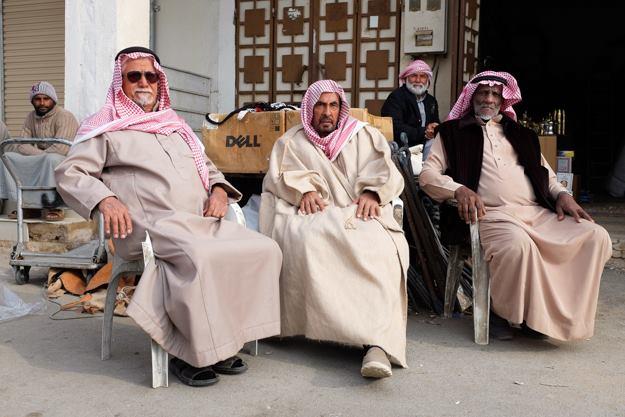 Photo taken by  Zuhair Ahmad Al-Traifi