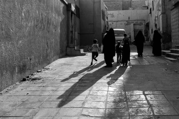 الصورة:  زهير أحمد الطريفي