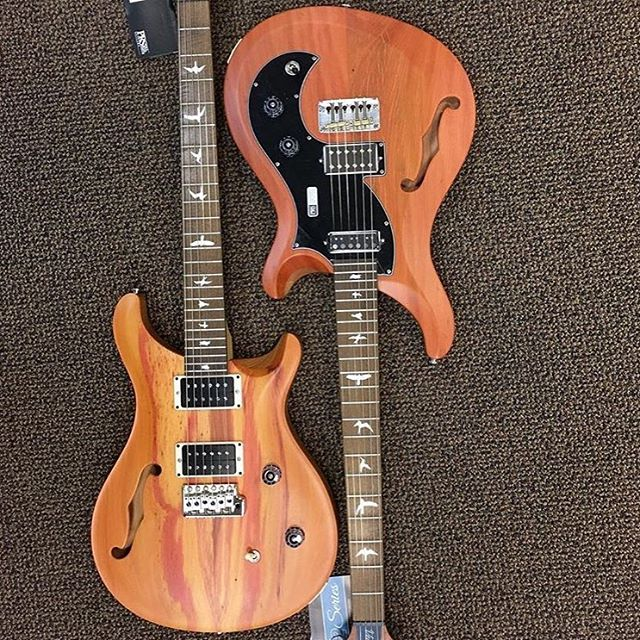 Paul Reed Smith PRS reclaimed peroba guitars are stunning!