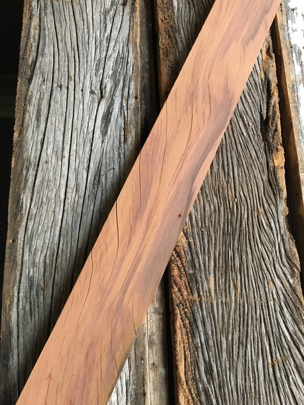 Rustic Barnwood Hardwood Reclaimed