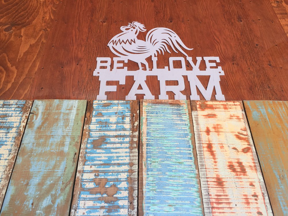 Be Love farm in vacaville