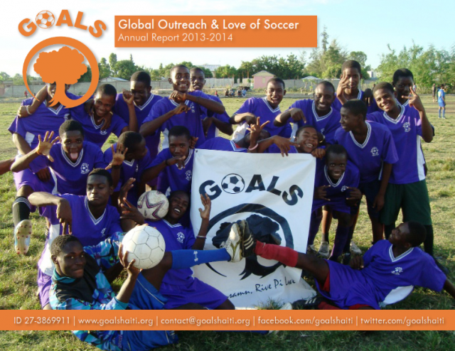 GOALS Haiti 2013/2014 Annual Report