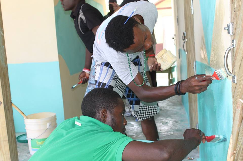GOALS Haiti community service