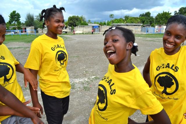 Practice in Haiti
