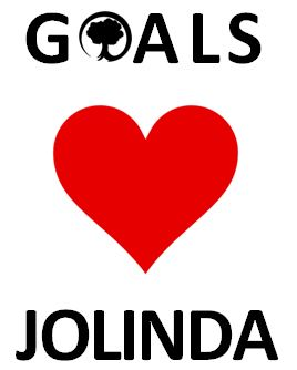 GOALS LOVES JOLINDA!
