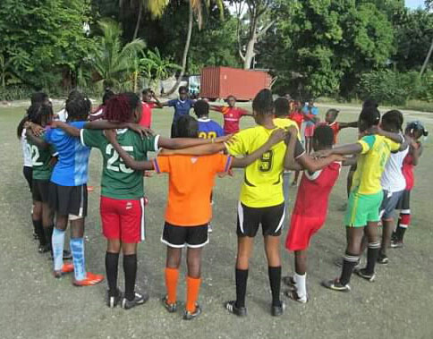 GOALS Haiti team