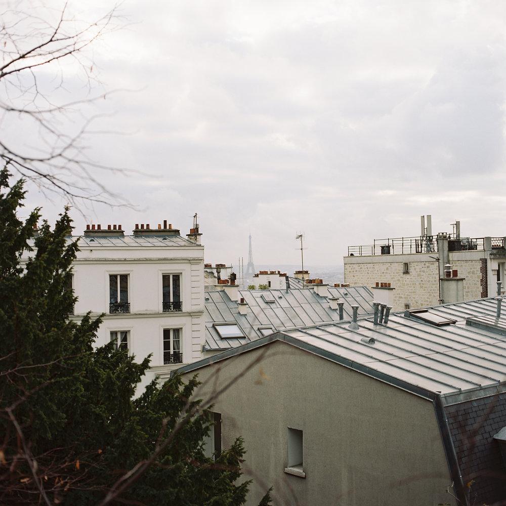 Paris by  David Dufeal