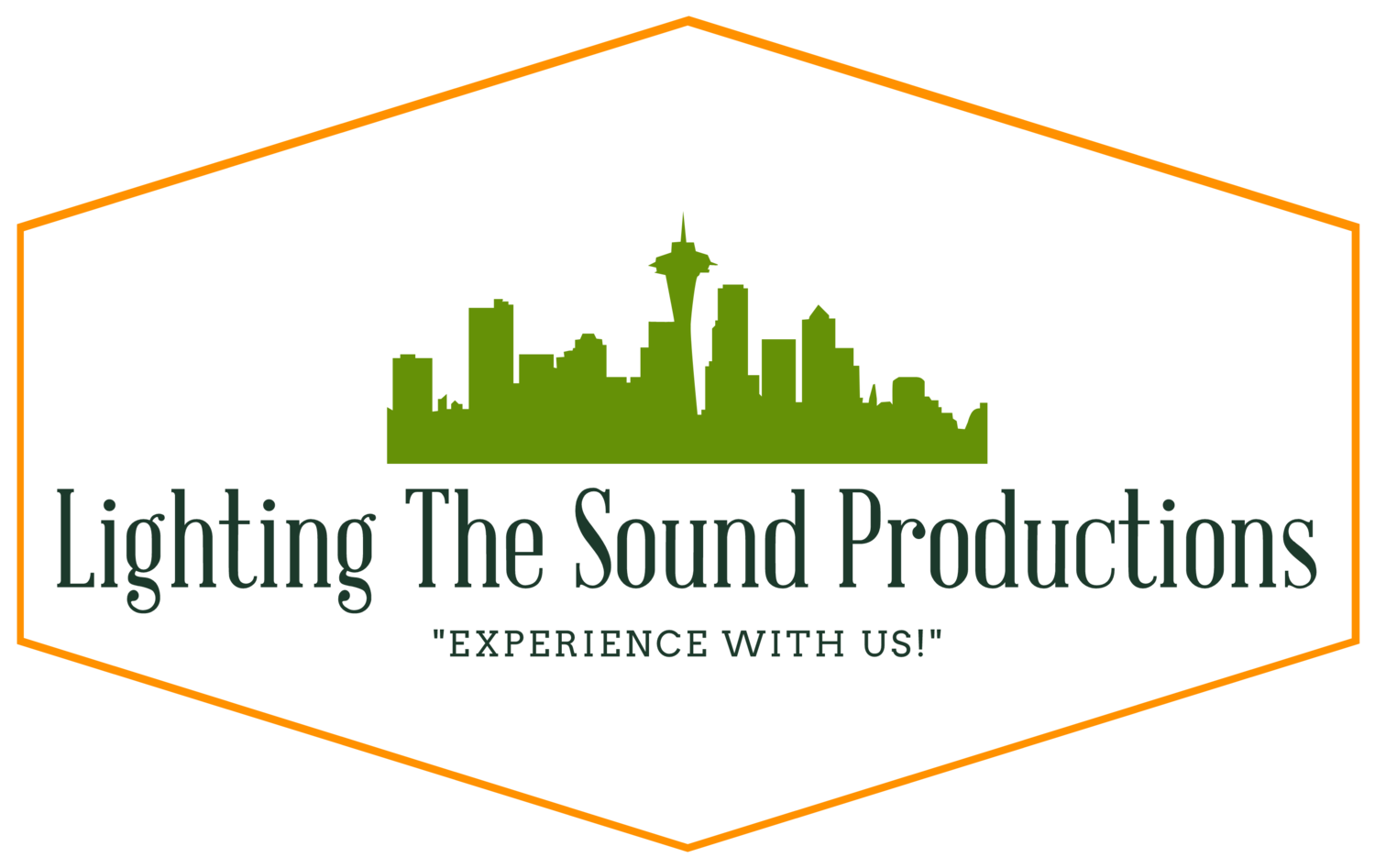 Lighting the Sound Productions Logo