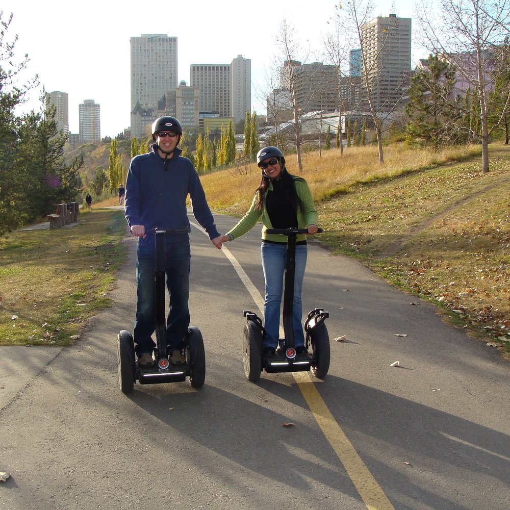 SEGWAY ADVENTURES -