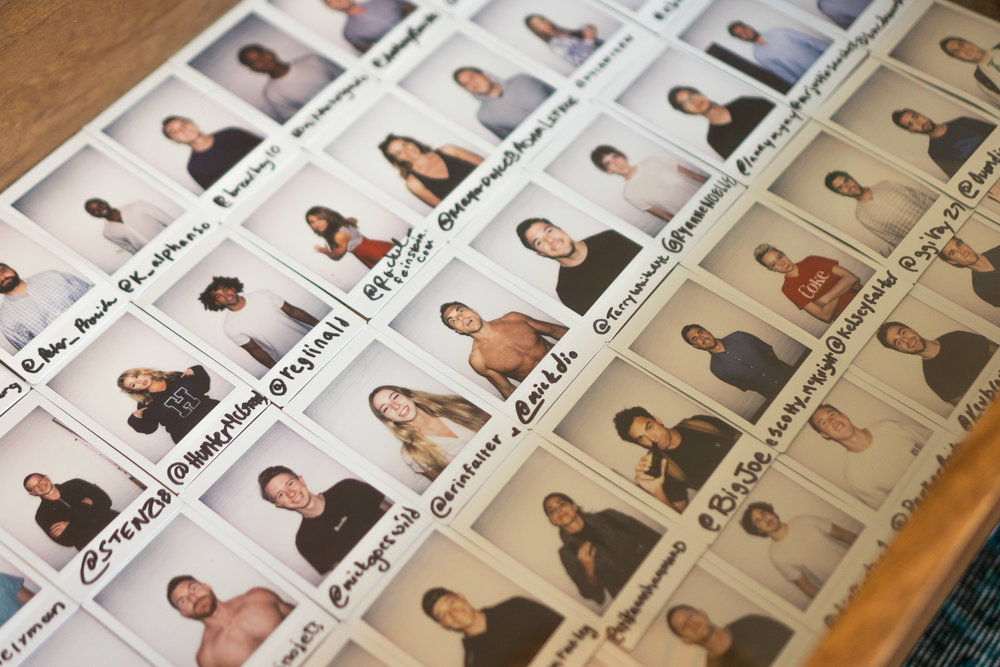 Mugshots of those who have stopped by WOLACO HQ.