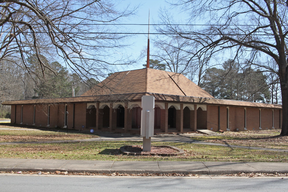 Mercy Seat Missionary Baptist Church
