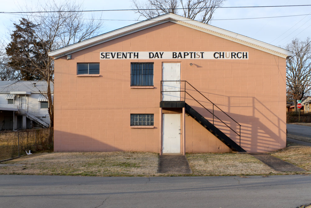 Seventh Day Baptist Church, 12th Street