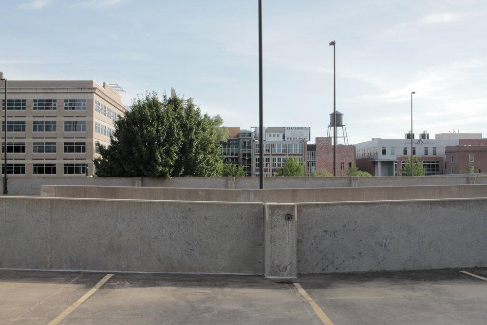 Parking Deck, E. 3rd Street