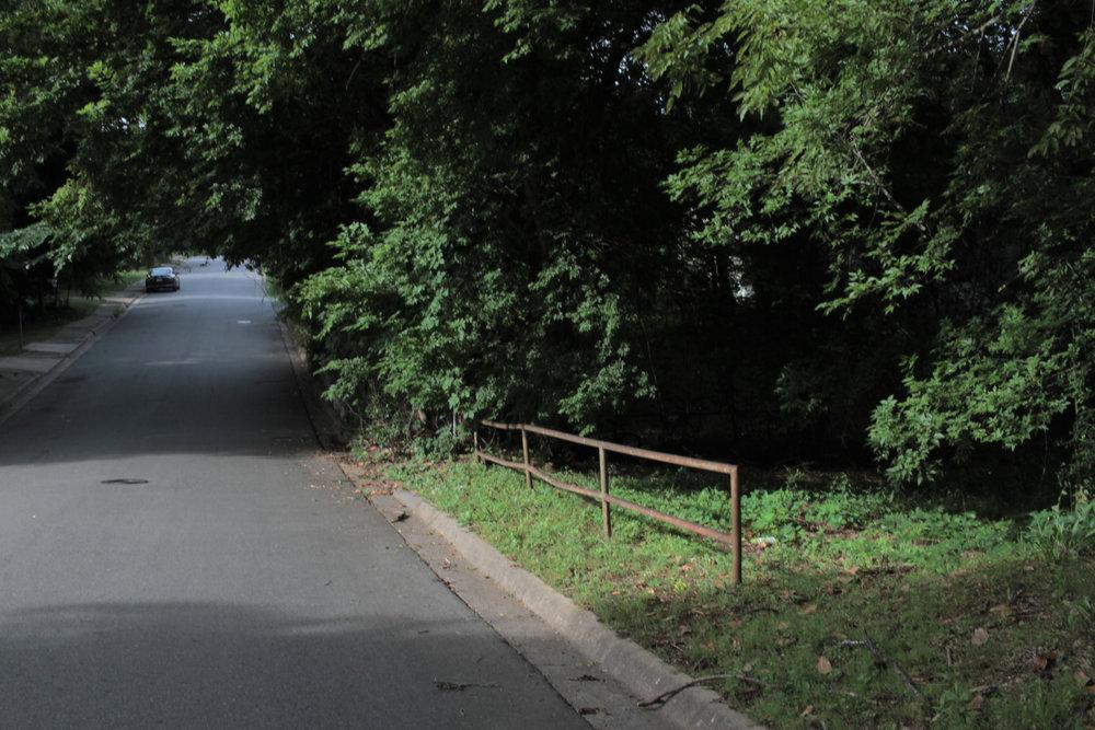 Railing, Park Lane