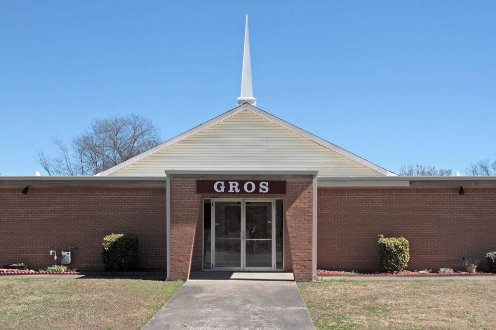 Greater Rose of Sharon Baptist Church, MLK Drive