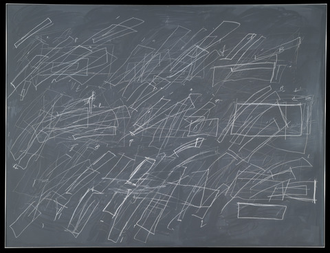 Untitled, by Cy Twombly