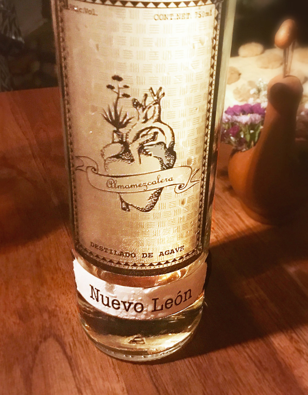 Mezcal to pair