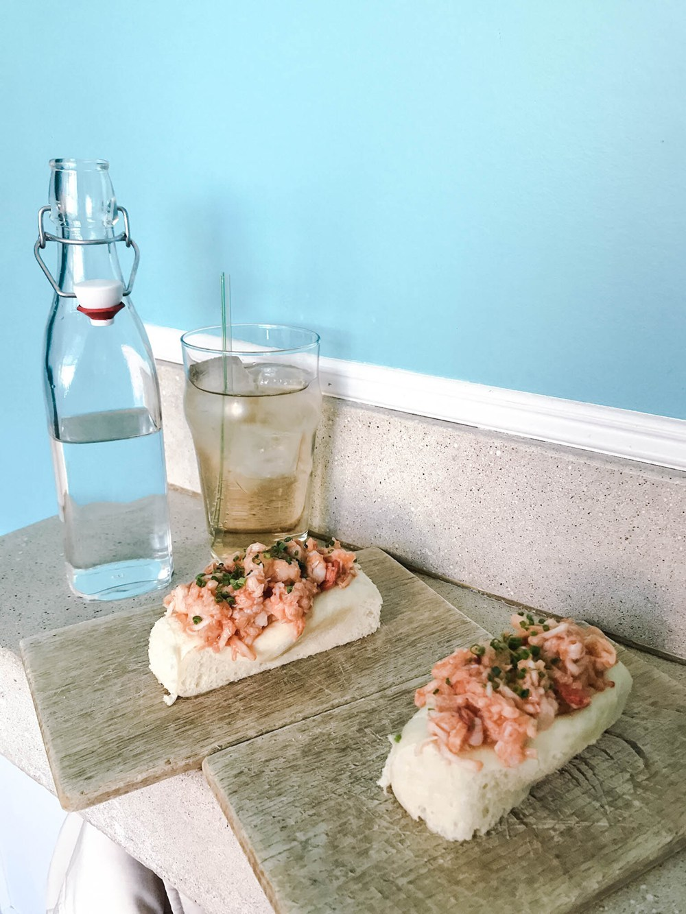Eventide Oyster Co. - lobster roll