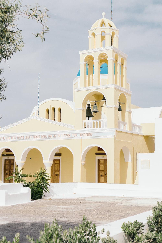 Άγιος Γεώργιος / Saint George Church