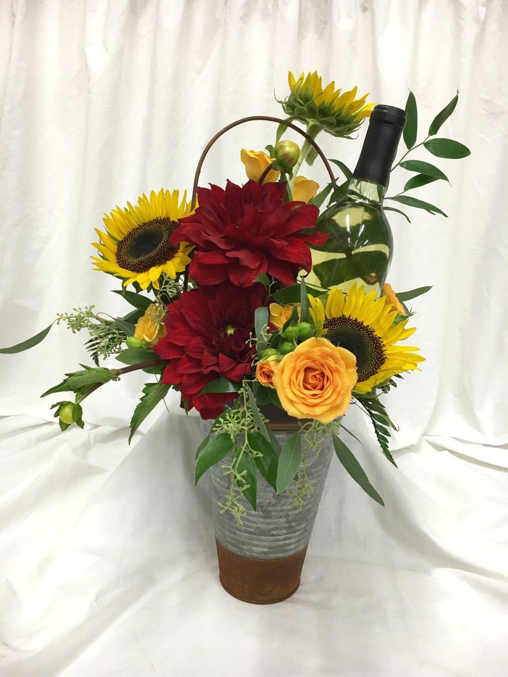 Flower Shop Wedding Hillermann Nursery Florist Inc