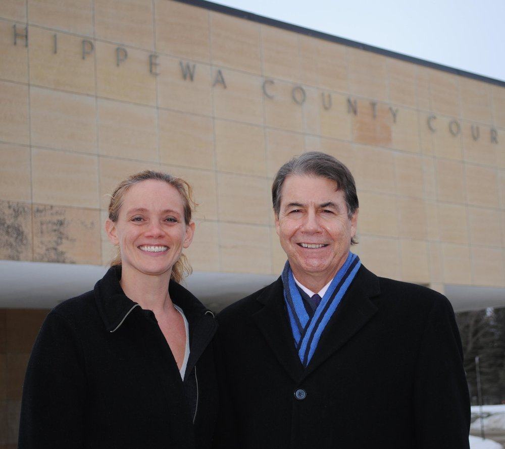 Dawn Schoep with attorney Brian Wojtalewicz.jpg