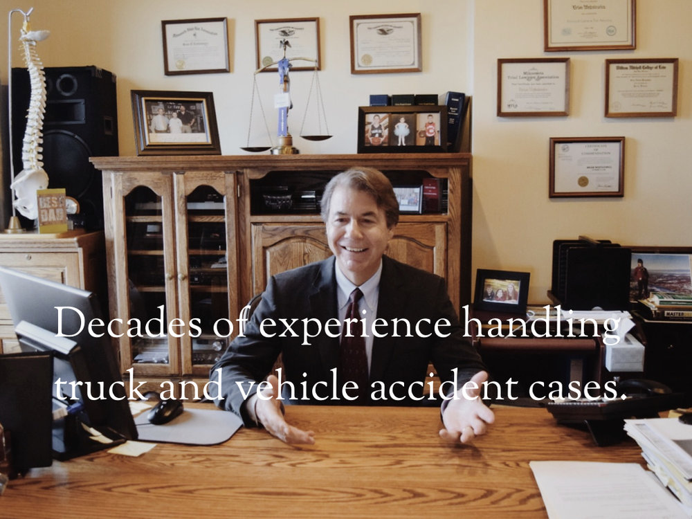 Brian Wojtalewicz has decades of experience handling truck accident cases