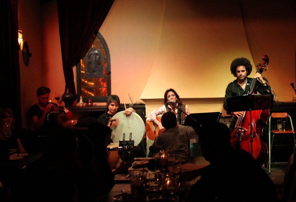 Cristina Abaroa Band