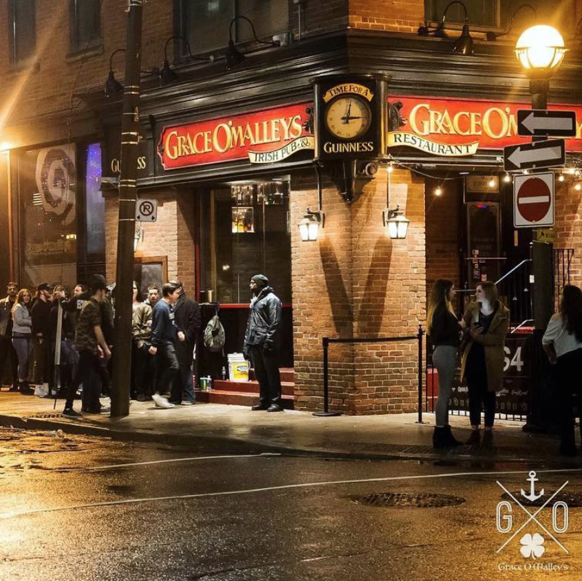 LIVE AT GRACE O'MALLEY'S - When: Saturday - December 8th, 2018Where: Grace O'Malley's - 14 Duncan St, Toronto