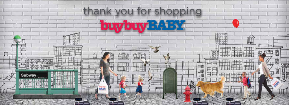 Buy Buy Baby - In-Store Signage